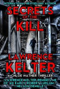 Giveaways, secrets of the kill, lawrence kelter