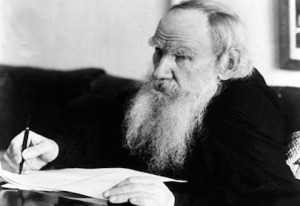 tolstoy, war and peace