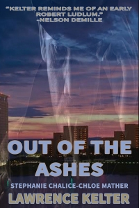 out of the ashes, stephanie Chalice, Chloe Mather